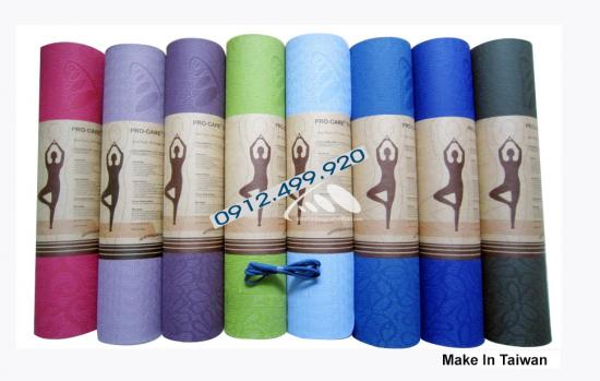 Thảm tập yoga TPE ProCare