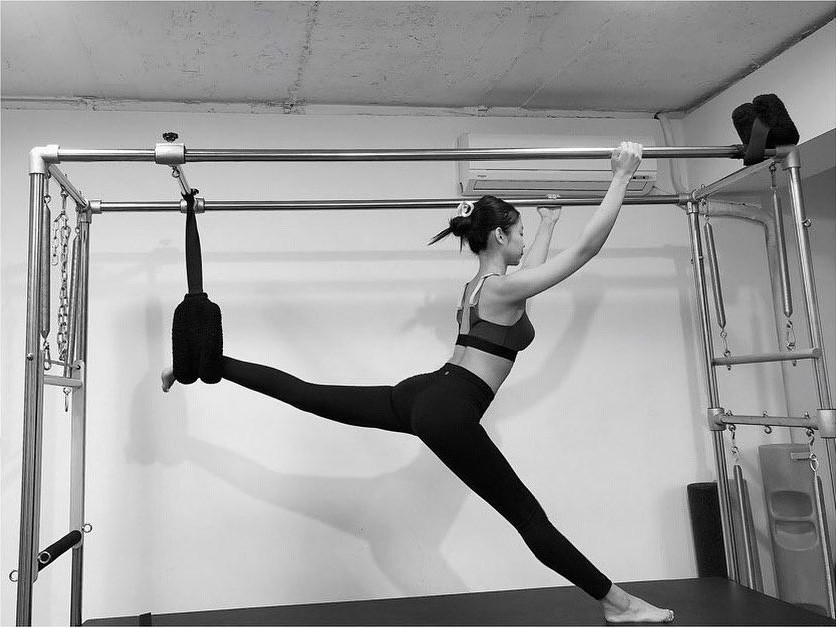jennie tap pilates